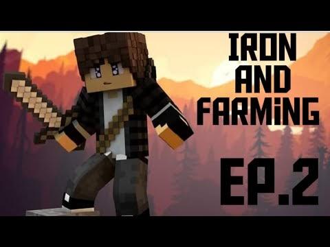 "MINECRAFT ""RAFT Survival"" farming ep.2"
