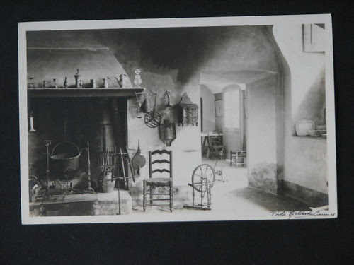 vintage postcards - musee fragonard 003