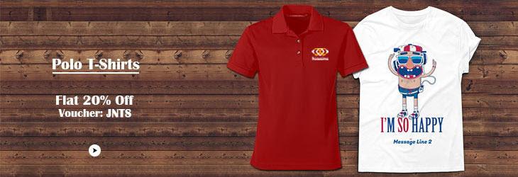 Puma Polo T-shirts