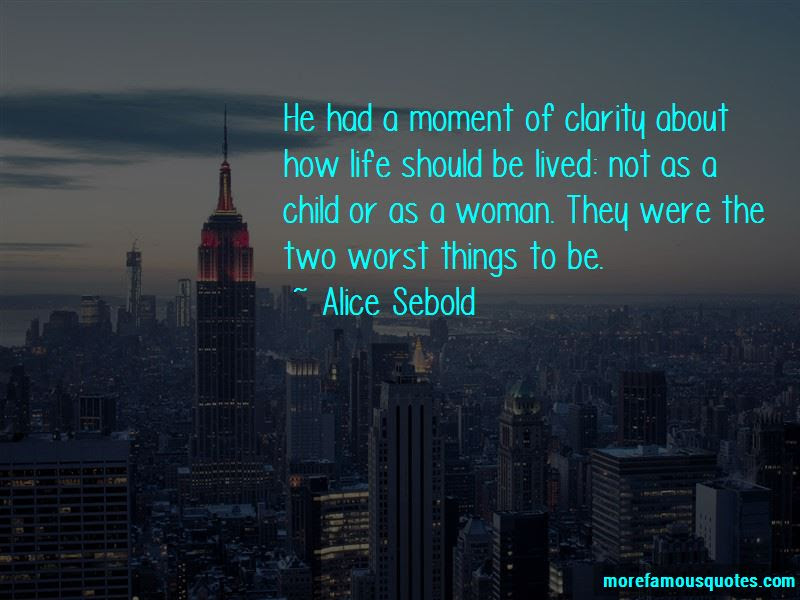 Quotes About A Moment Of Clarity Top 51 A Moment Of Clarity Quotes