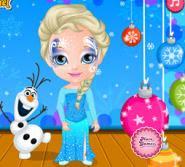 Elsa Ve Anna Boyama Oyunu Karlar ülkesi Oyunları 1282003