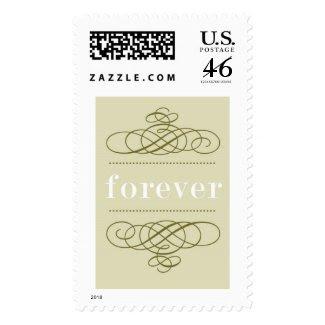 Forever Cream stamp