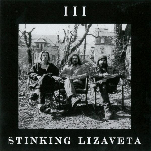 Stinking Lizaveta - III Album Cover