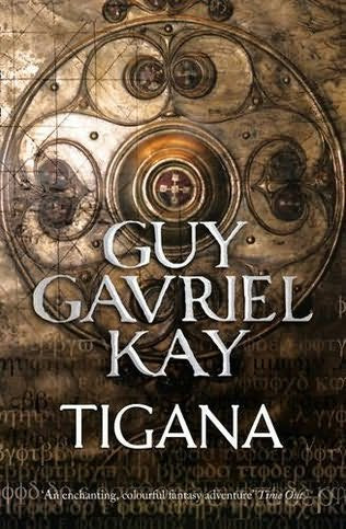 book cover of   Tigana