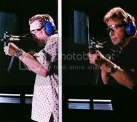 Robert De Niro and Al Pacino are still shooting and alive in Righteous Kill.