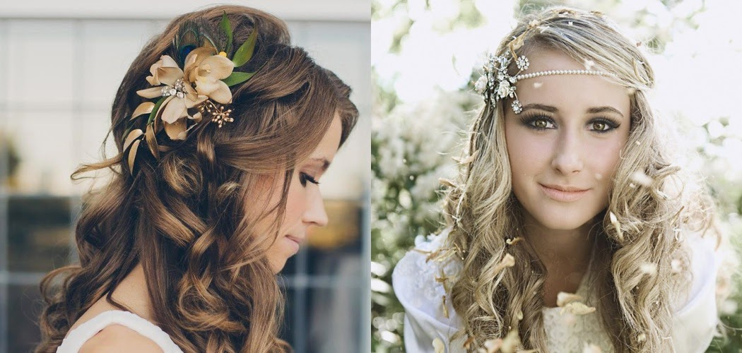 hair styles simple wedding hair style ideas. Black Bedroom Furniture Sets. Home Design Ideas