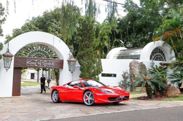 PF apreende Ferrari, Porsche e Lamborghini na casa de Collor Pedro Ladeira/Folhapress