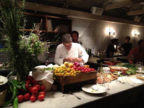 Salon (chef Eyal Shani), Tel Aviv, Israel