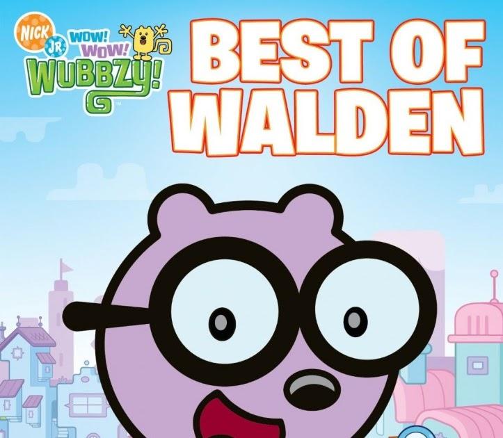 Wow Wow Wubbzy Goo Goo Grief: 7 Kids And Us: Wow Wow Wubbzy: The Best Of Walden DVD