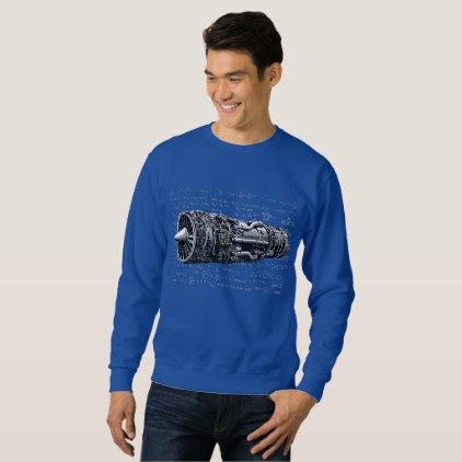 Thrust matters! sweatshirt