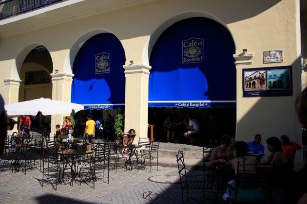 Cafe Escorial