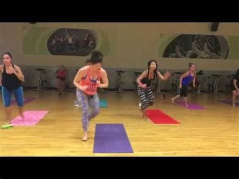 melissa mcallister piyo demonstration fitness  health