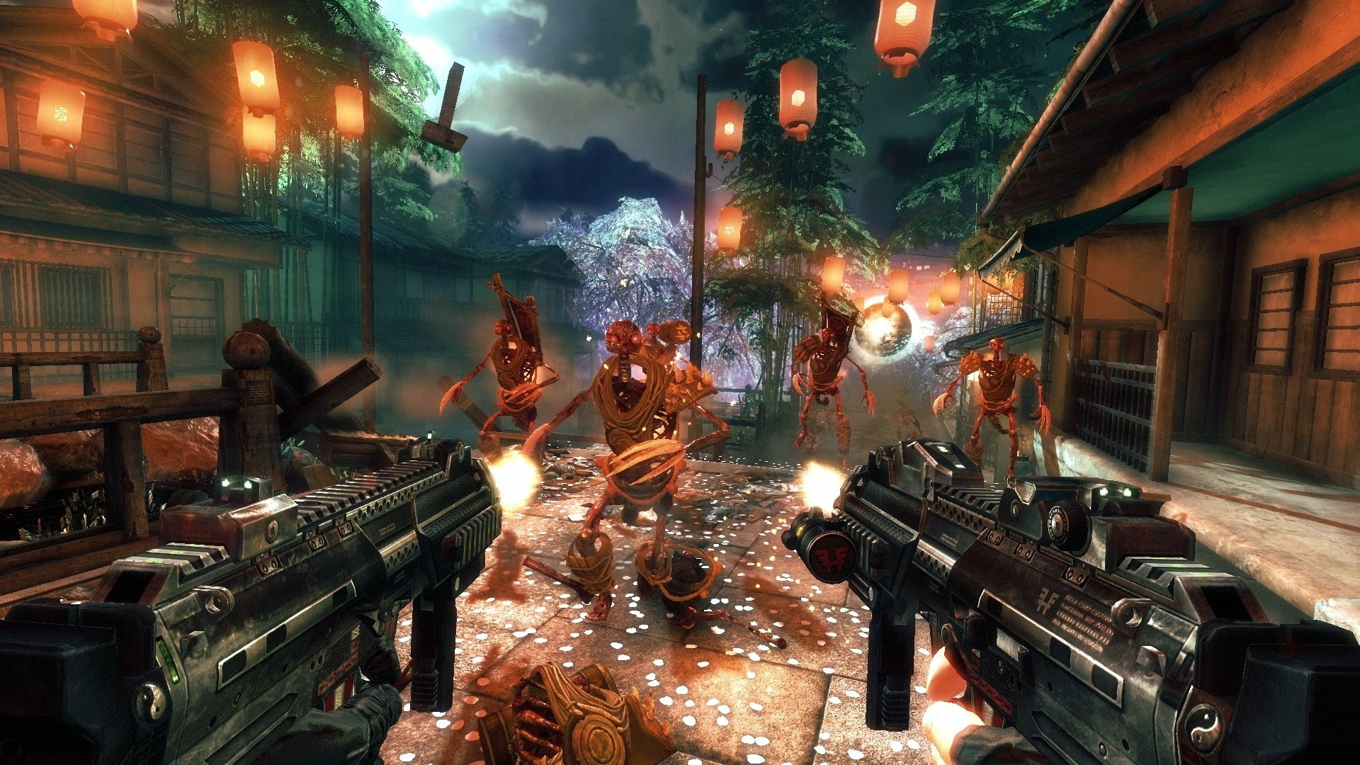 Grab some wang (and Shadow Warrior) for free on Steam today screenshot