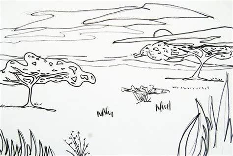 grassland coloring pages coloringpagescom