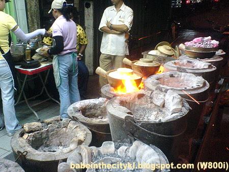 HK - Huen Kee Claypot Chicken Rice