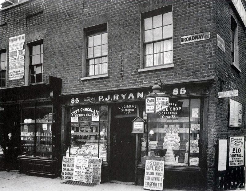85 Broadway, 16 October 1906