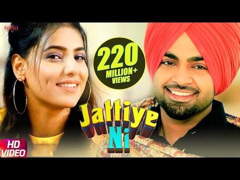 Jattiye Ni Lyrics | Download HD Song | Jordan Sandhu | Ginni Kapoor | New Punjabi Songs 2019