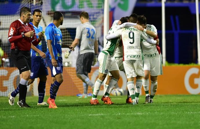 Avaí x Palmeiras (Foto: Ag. Estado)