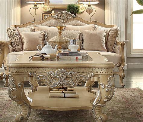 Homey Design HD 4931 Dore Wood Trim Sofa ? USA Furniture Online