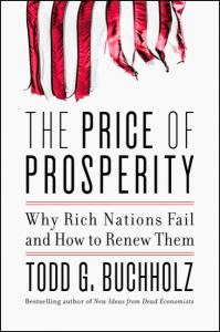 The Price of Prosperity cover