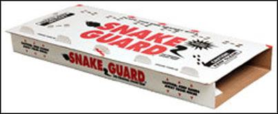 snakeguard snake trap