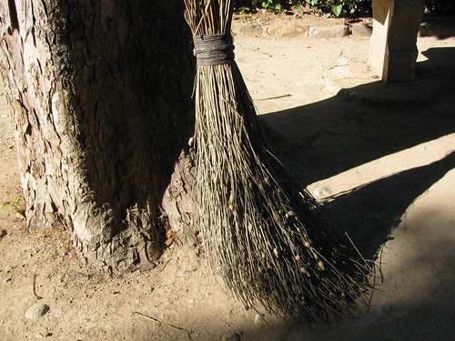 Gladiator broom