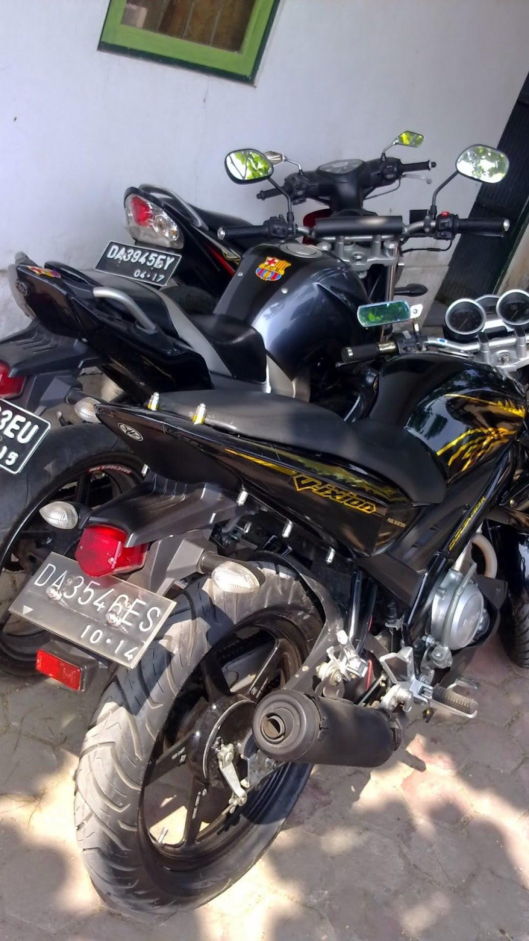 86 Modifikasi Motor Byson Stang Jepit Terunik Kempoul Motor