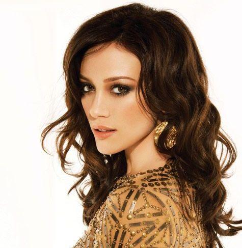 Best Hair Color For Hazel Eyes Fair Olive Skin Warm Tones