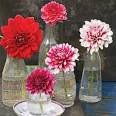 Flower Decoration Ideas - How to Decorate with Flowers - Country ...