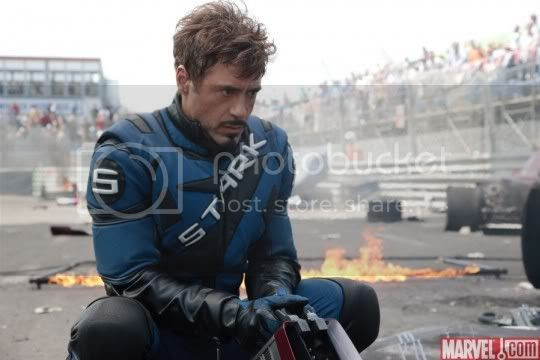 Homem de Ferro 2: Robert Downey Jr.