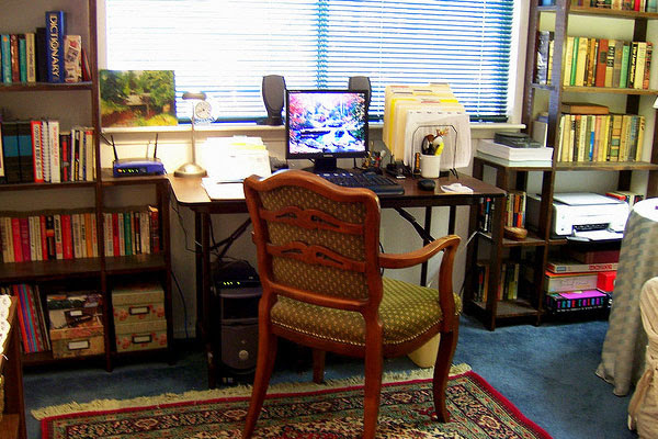 30 Interesting Home Office Design Ideas - SloDive