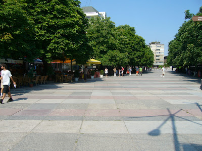 Yambol Boulevard