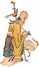 """Shouxin - um dos """"imortais"""" chineses..."""