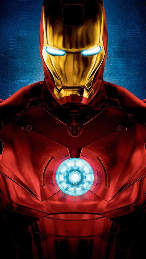 Mobile Iron Man Wallpaper   Full HD Pictures