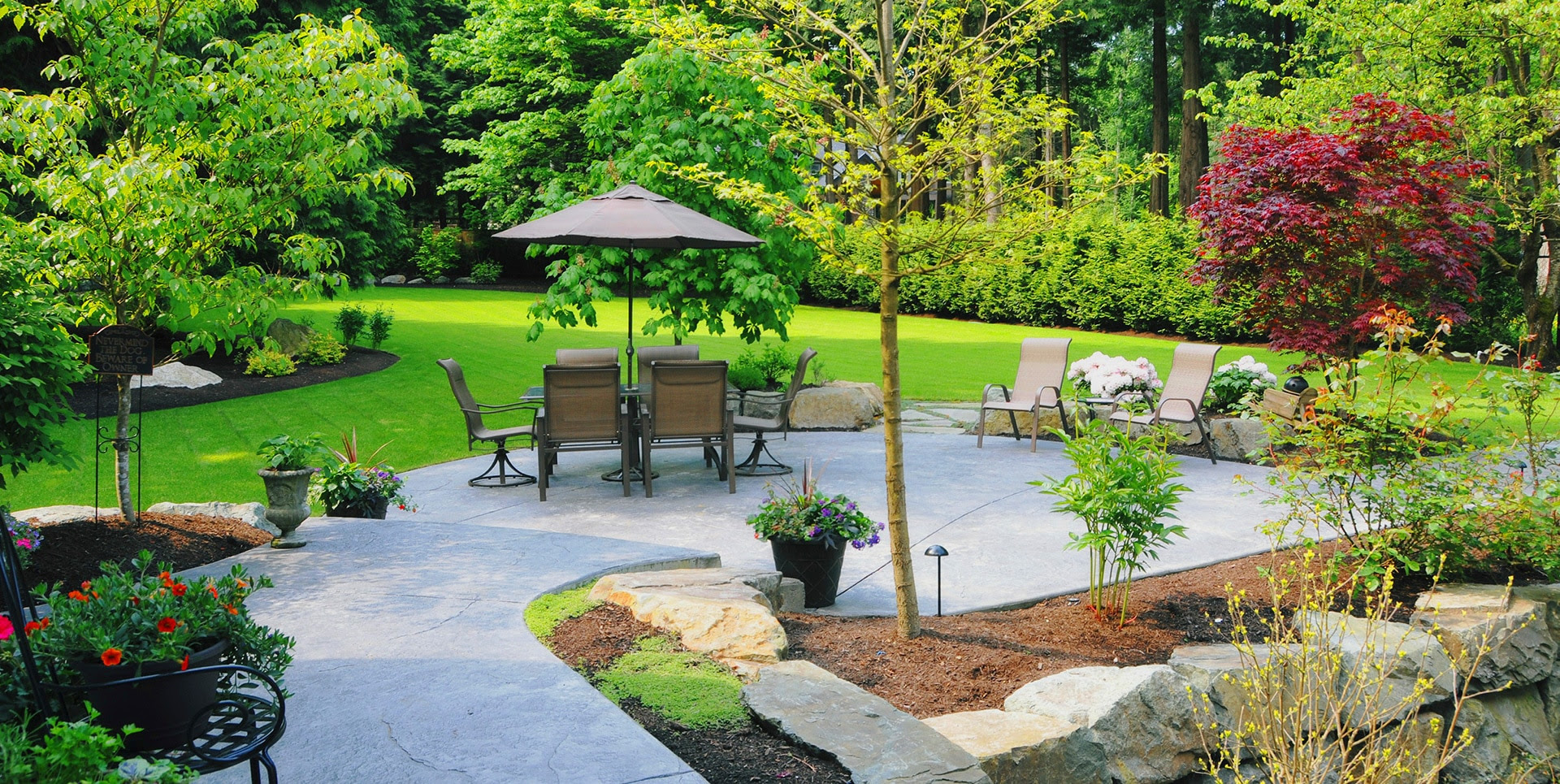 Terra Firma Lawn And Garden Services Coquitlam Landscaping