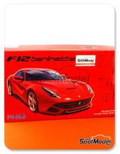 Maqueta de coche 1/24 Fujimi - Ferrari F12 Berlinetta