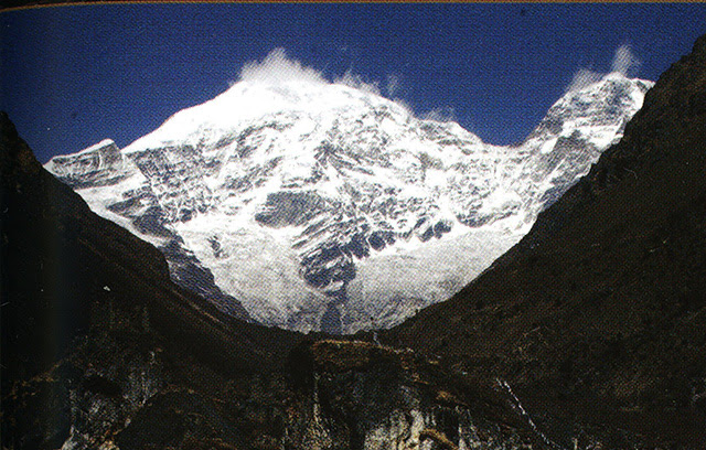 Mt. Jumolhari