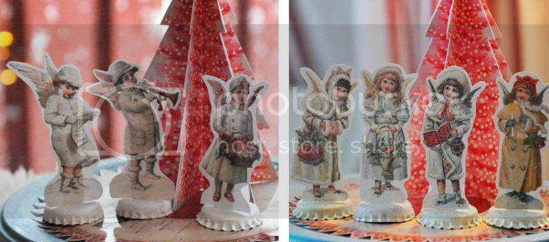 photo Vintage Christmas Village papercraft via Papermau 02_zpspp9vthpz.jpg