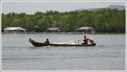View at Baan Samchong, Phang Nga