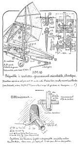 Le sport de l'air-Comment j'ai construit mon avionnette 146