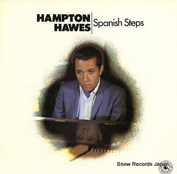 HAWES, HAMPTON spanish steps
