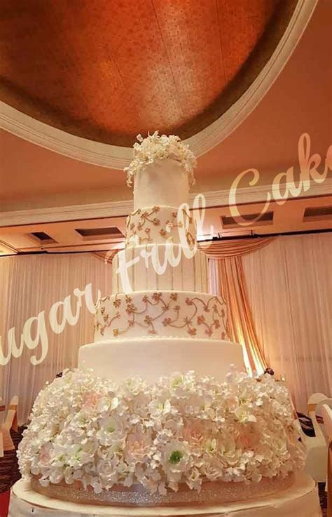 Wedding Cake Structures Archives   Sugar Frill Cakes by