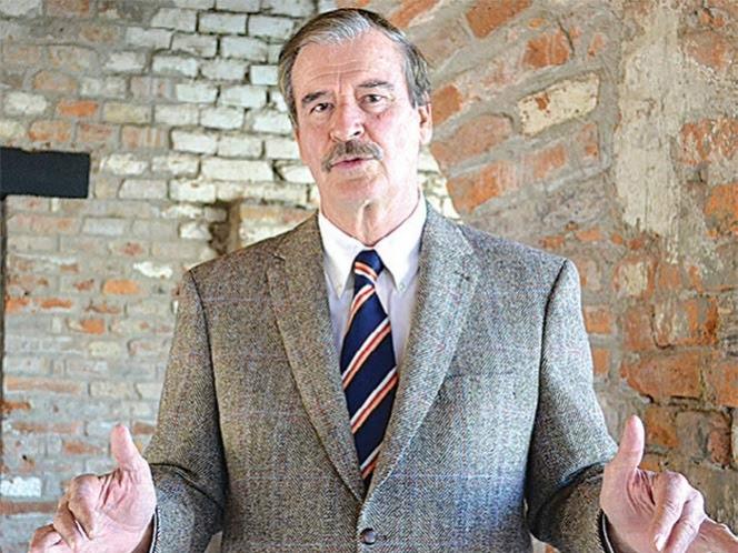 Benito Juárez trató de vender al país: Vicente Fox