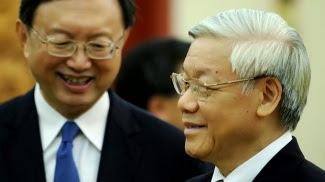 Đồng chí làm TBT thì chúng tôi ở Bắc Kinh rất yên tâm...