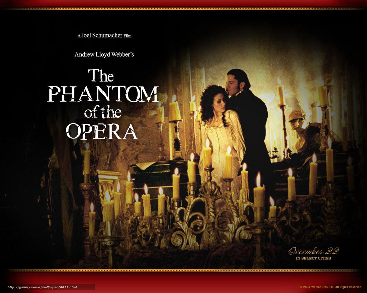 Download Wallpaper Phantom Of The Opera The Phantom Of The Opera