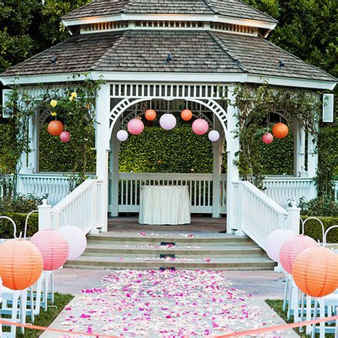 8 Ways to Decorate the Rose Court Garden Gazebo   This