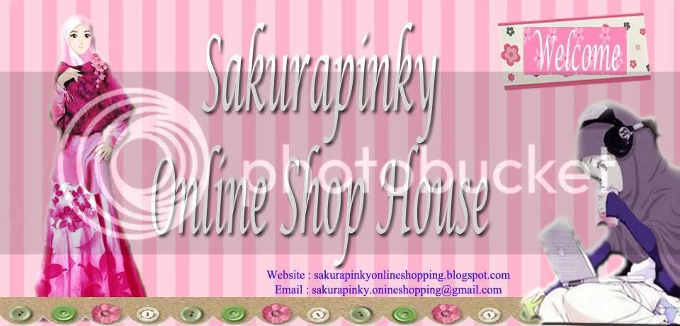 SAKURAPINKY Online Shop House
