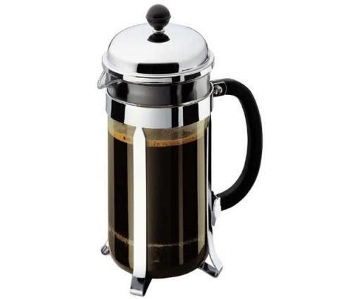 Wie kocht man Kaffee mit soo einer (Abb.) Kaffeemaschine ...