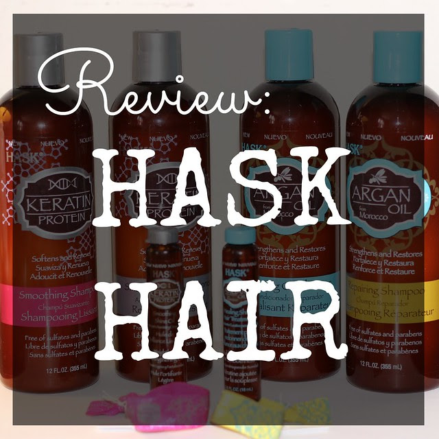 review hask hair
