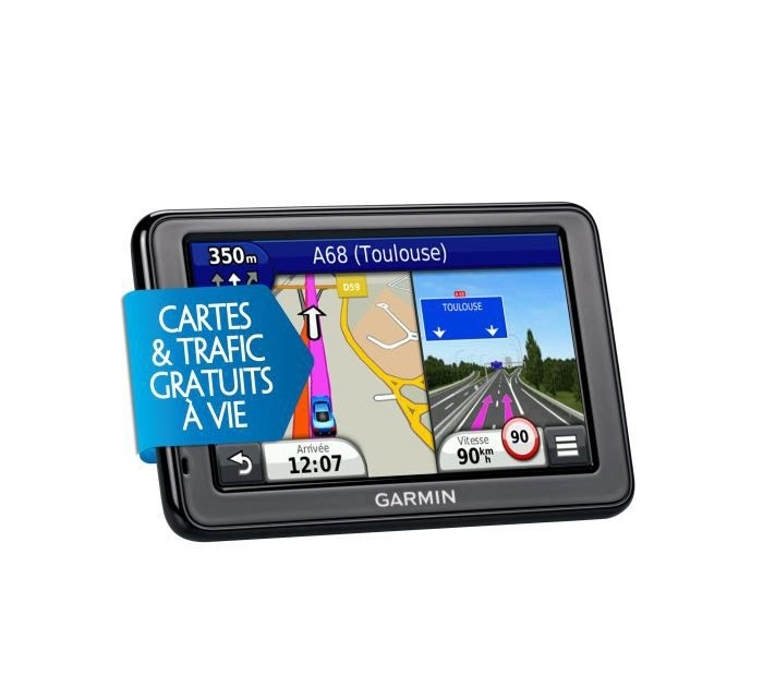 Garmin Garage: Dimension Garage: Gps Avec Mise A Jour Gratuite